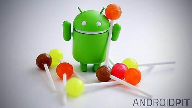 android lollipops teaser