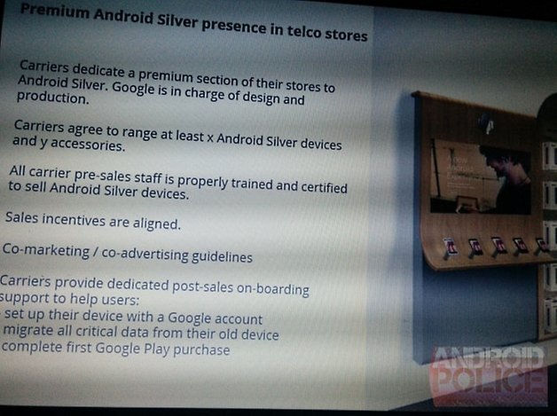 android silver3