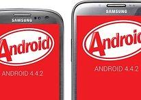 Android 4.4.2: Update für Galaxy S3 und Note 2 bis Ende März