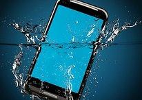Wasserdichtes Handy: Ein Spray macht's möglich