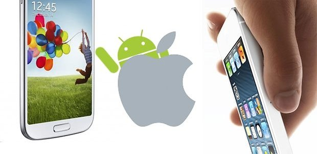 apple android invisible