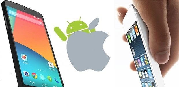 apple android nexus