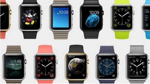 apple watch watchfaces