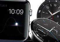 Apple Watch vs. Moto 360 vs. G Watch R: Kann die iWatch den Markt aufrollen?