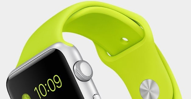 applewatch yellow