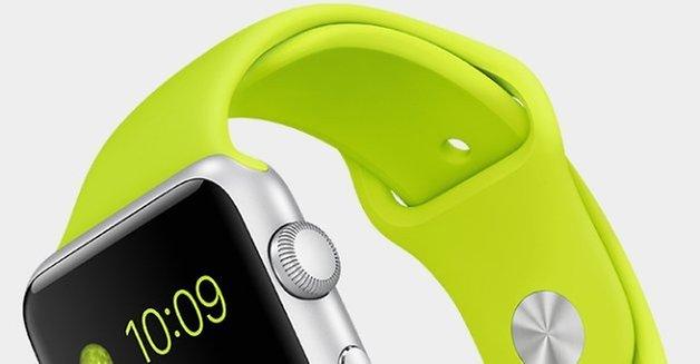 applewatch yellow