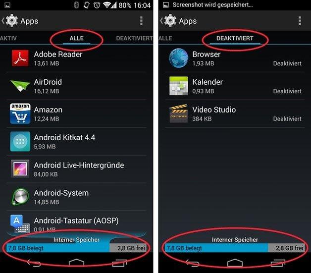 apps screen 2