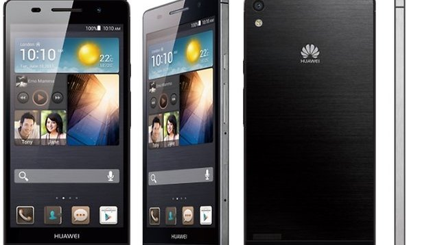 Android 4.4 KitKat update for Huawei Ascend P6 scheduled for January