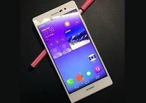 Huawei Ascend P7: Bilder zeigen, Apple bleibt das Vorbild [UPDATE]