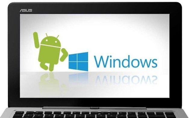 asus windows android
