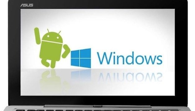 Dual booting Windows and Android phones coming this year