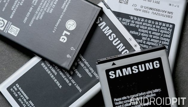 The best smartphone battery capacities on the market compared