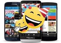 Goodbye WhatsApp: BlackBerry Messenger 2.0 für Android ist da!
