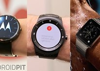 Moto 360: Die klare Nummer eins trotz aller Schwächen