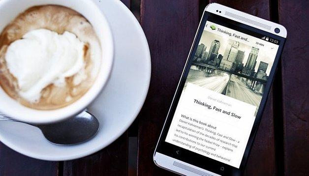 Blinkist: Die App für jeden, der sein Wissen schnell erweitern will