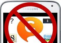 Gli utenti di Galaxy ignorano le app di Samsung