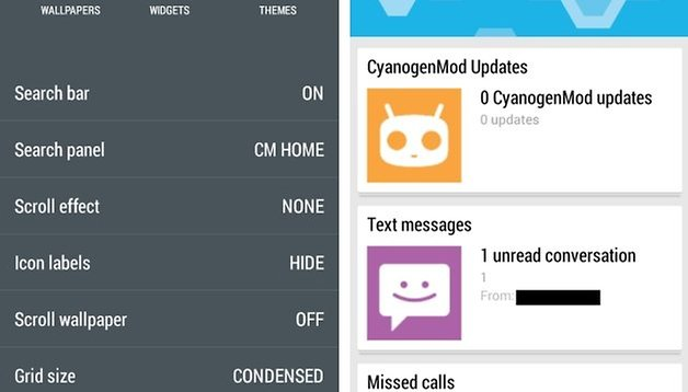 CM Home: o Google Now da CyanogenMod