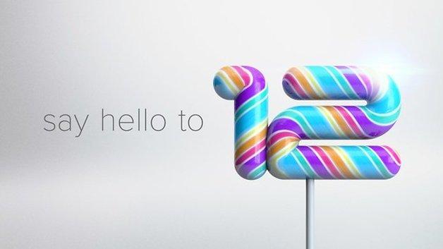 cyanogen 12 lollipop