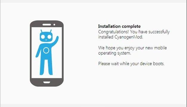 CyanogenMod : l'installation facile en un clic arrive
