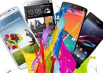 I migliori smartphone sotto i 350 euro