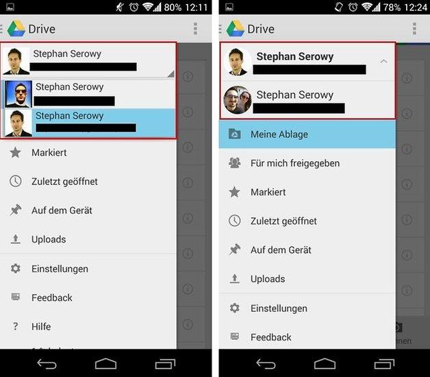 drive screen1