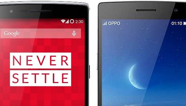 OnePlus One vs Oppo Find 7: the elite Chinese smartphones compared
