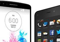 LG G3 und Amazon Fire Phone: Die Gewinner und Verlierer des Marktes