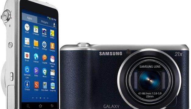 Arriva la nuova Samsung Galaxy Camera 2