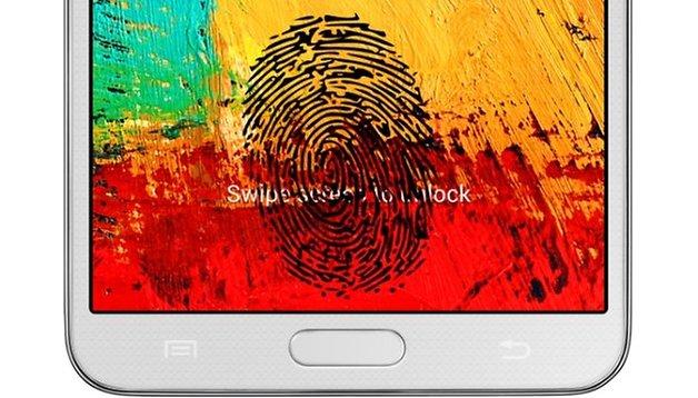 No fingerprint scanner for Samsung