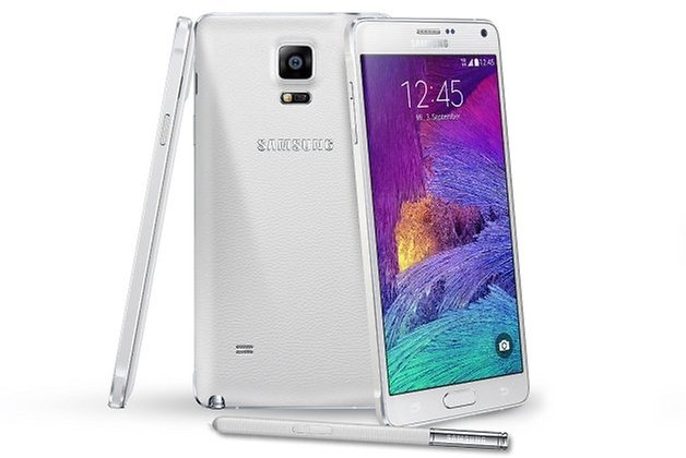 galaxy note 4 all sides