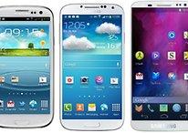Galaxy S5 - ¿Con escáner ocular? ¿Acompañado por otro smartwatch?