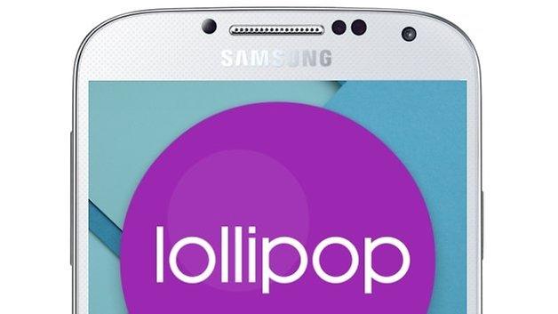 galaxy s4 lollipop