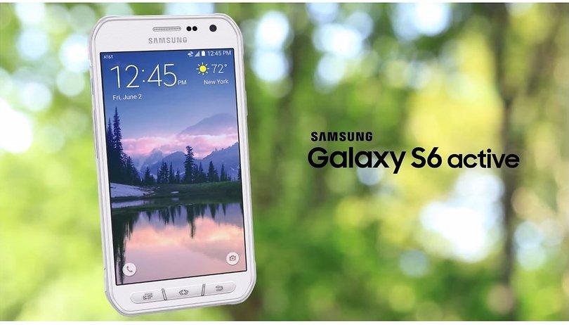 Samsung Galaxy S6 Active: Das bessere S6 ist offiziell!