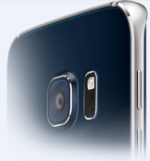 galaxy s6 edge camera