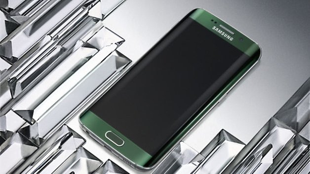 galaxy s6 edge green