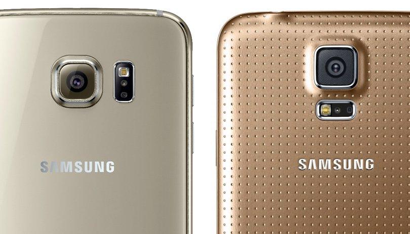 Galaxy S5 vs. Galaxy S6: Lohnt sich das Upgrade?