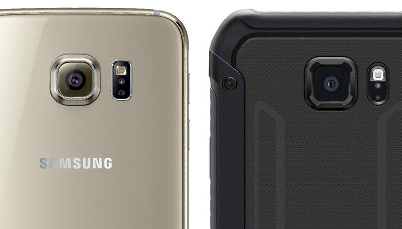 Galaxy S6 vs. Galaxy S6 Active: Topmodel und Naturbursche im Vergleich