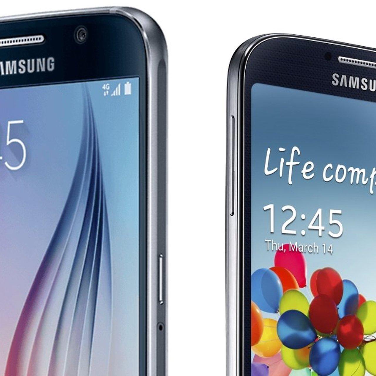 Samsung Galaxy S4 Mini Vs S6 Mini Bleibt Mini Ewig Minderwertig