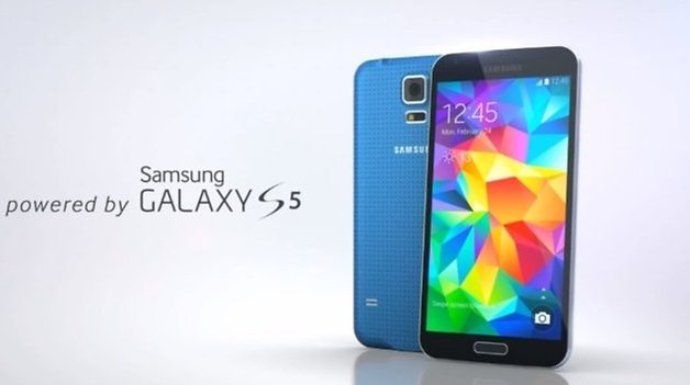 galaxys5 apple