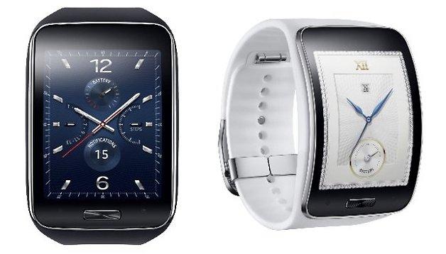 Samsung Gear S, el nuevo smartwatch de Samsung con Tizen