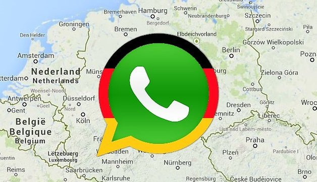 germany map whatsapp