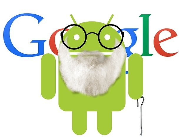 google android old