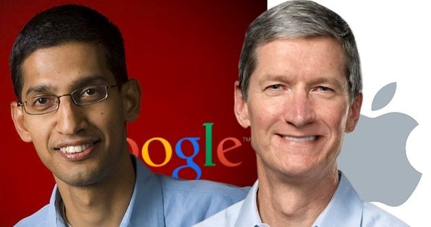 google apple pichai cook