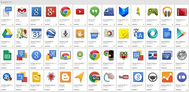 google apps playstore