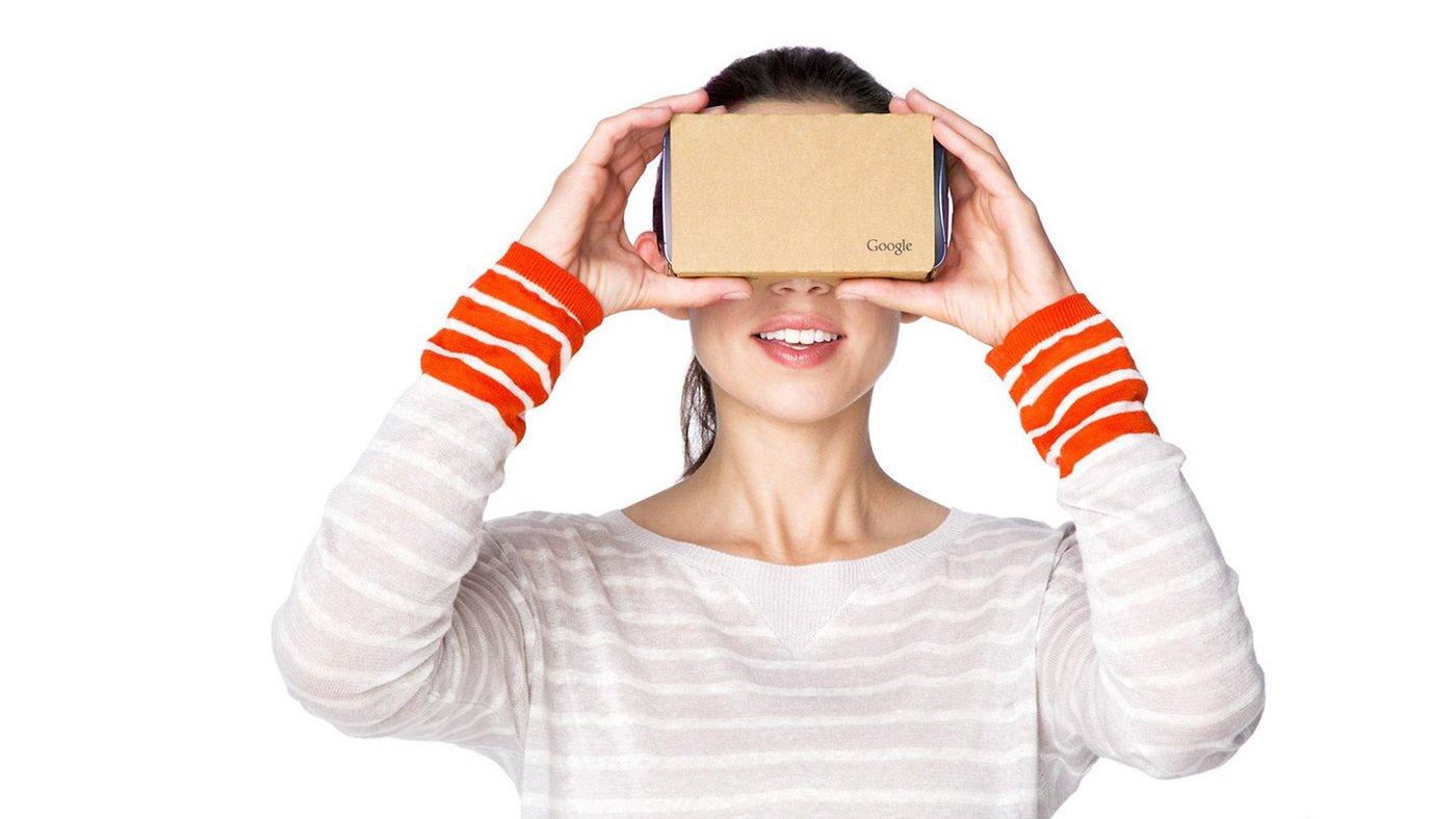 Cardboard Vr Brille Basteln : Selbst ist der android nutzer so baut ihr euch die neue cardboard