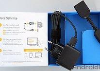 Chromecast auf dem Smartphone einrichten: So schnell kann's gehen