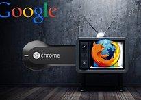 Firefox erhält Chromecast-Unterstützung