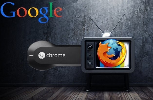 google chromecast teaser firefox