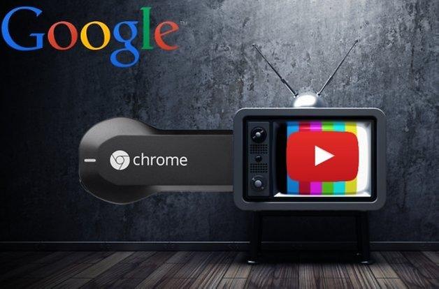 google chromecast teaser