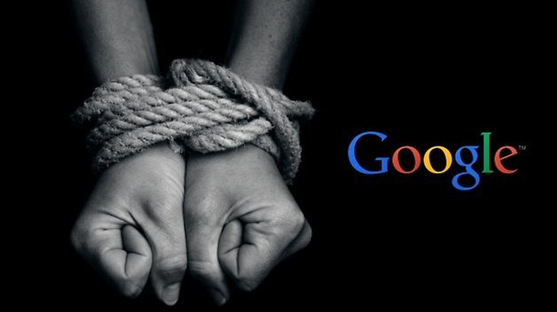 google hostage